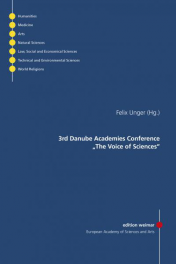 "3rd Danube Academies Conference ""The Voice of Sciences"""